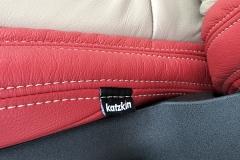 Jeep Renegade Latitude Katzkin Leather Interior