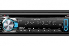 KDC-125U - Variable illumination and a lot more, Loads of media options, Kenwood sound quality, You'll hear the difference!