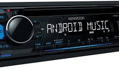 KDCX300 - a single-DIN receiver with all the important bells and whistles. It supports FLAC, MP3, WAV, AAC and WMA digital media file playback. The front panel USB port and auxiliary input jack make it easy to add virtually any type of external music player. For users with Apple iPhones, the KDC-X300 includes Siri Eyes Free so you can send and receive text messages or make phone calls just by speaking. Onboard Bluetooth capabilities support two phones at a time and feature hands-free calling, as well as audio streaming.