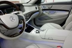 Mercedes S550 Madico Wincos Window Tint Install