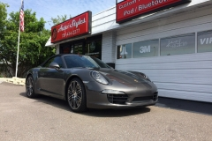 Porsche 911 Radar 9500ci Install
