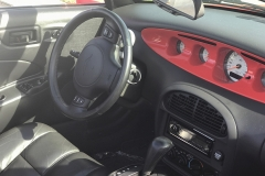 Plymouth Prowler Radio Install