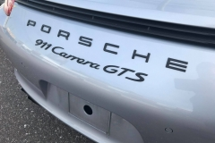 Porsche 911 GTS - Radar System