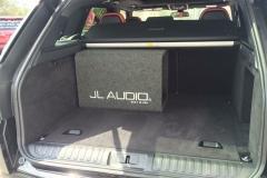 Range Rover Sport SVR - Stereo Install