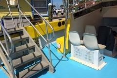Sea Screamer at Clearwater Beach Florida - JL Marine Audio Speakers