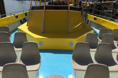 Sea Screamer at Clearwater Beach Florida - JL Marine Audio Speakers