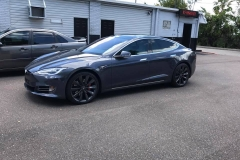 Tesla P100D Model S with Madico Wincos