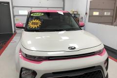 2021 Kia Soul - Pink