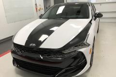 2021 Kia K5 - Custom Stripes